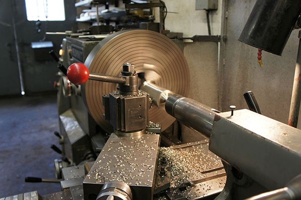 Precision Machine Shop at Mid-Western MillWright